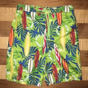 5t boys surfboard swim board shorts